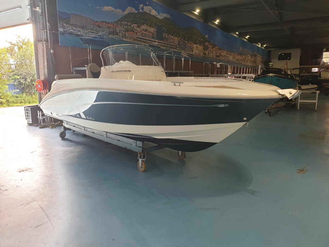 Prins 616 Navigator met Mercury 80 pk 1