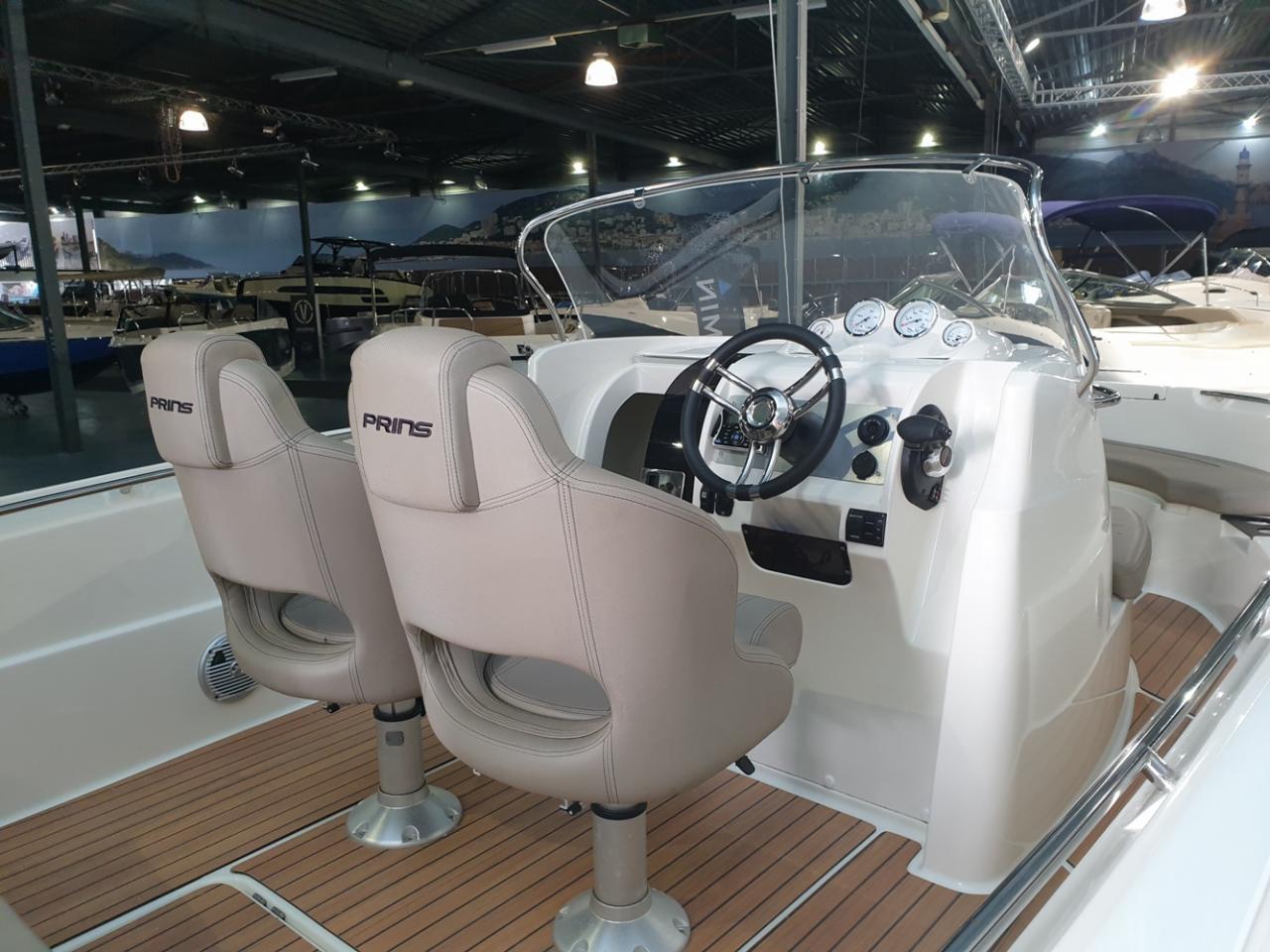 Prins 616 Navigator met Mercury 80 pk 3