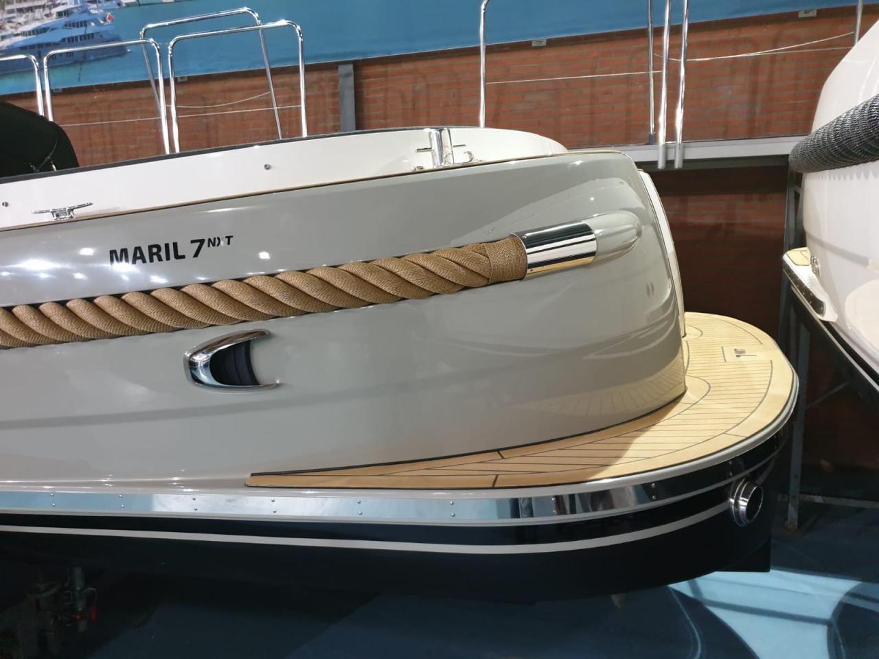 Maril 7NXT met Yanmar 80 pk op voorraad! 3