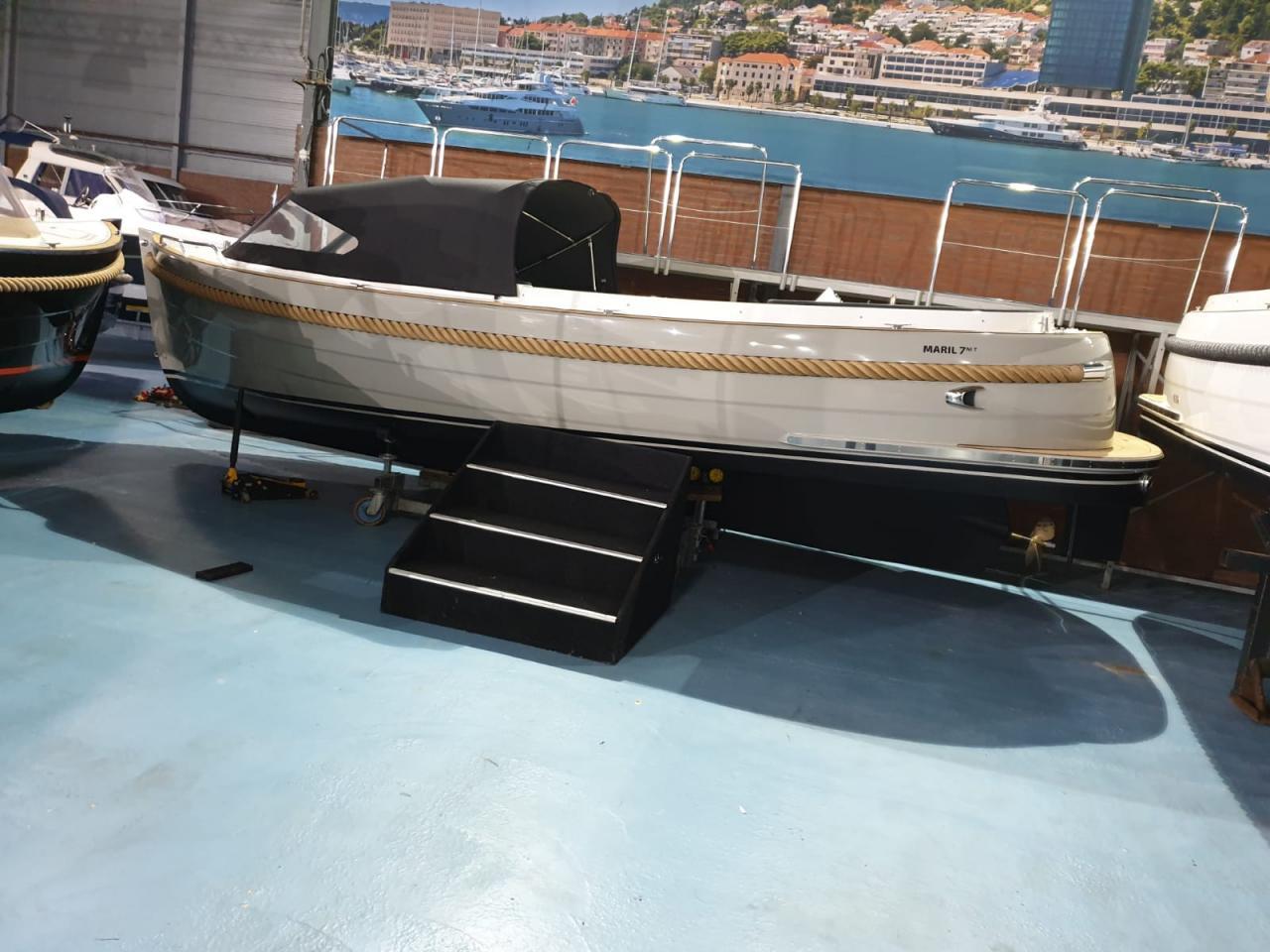 Maril 7NXT met Yanmar 80 pk op voorraad! 2