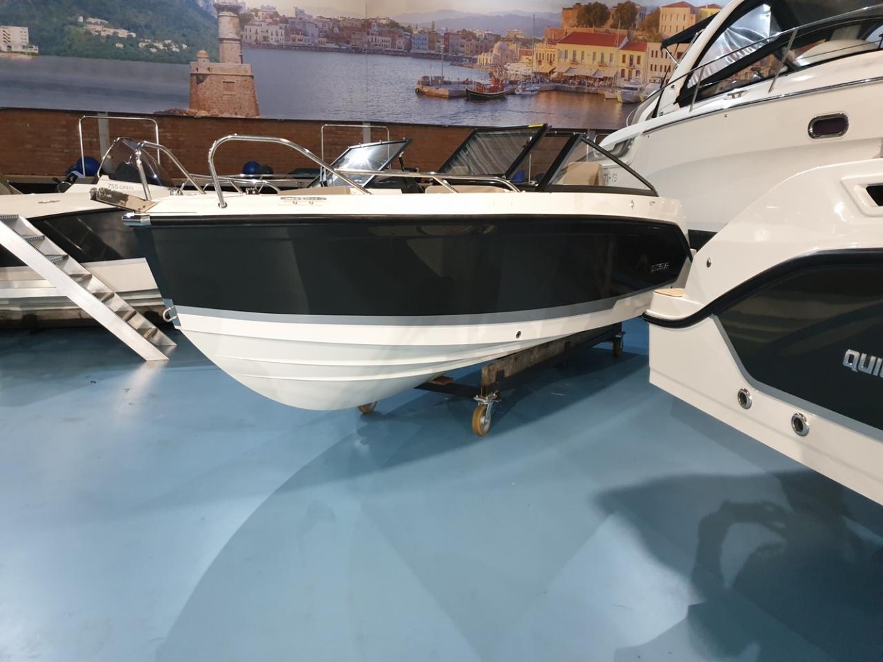 Quicksilver 605 Bowrider met Mercury 150 pk 1