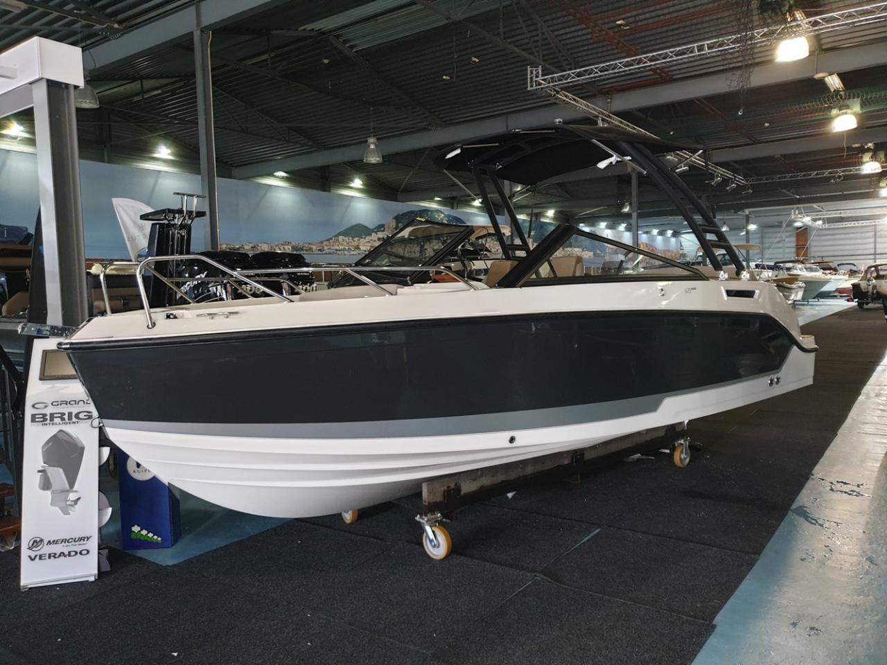 Quicksilver 675 Bowrider met Mercury Verado 225 pk 8