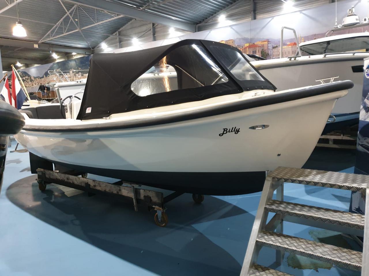 Asloep 650 met Craftsman 27 pk diesel 1