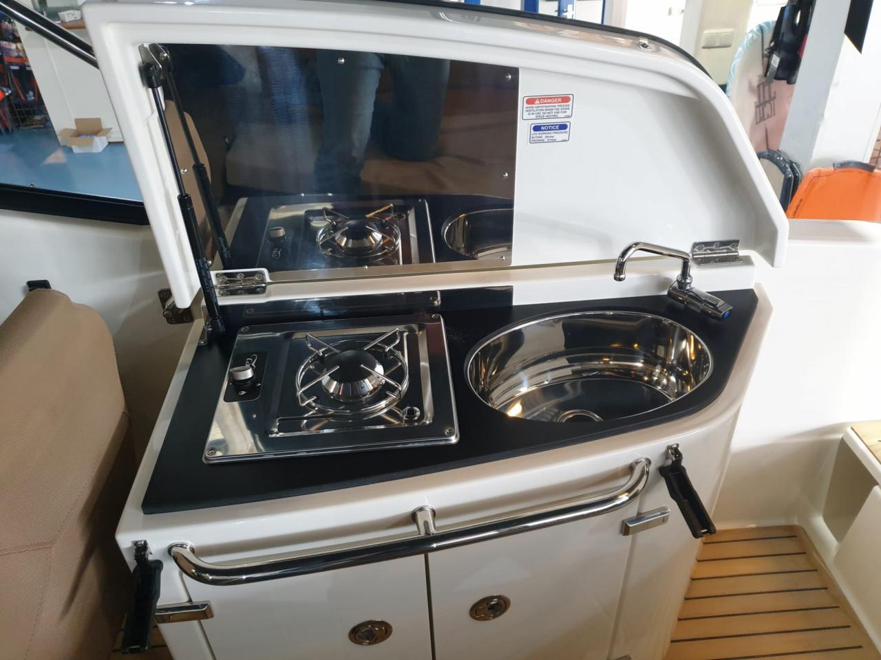 Quicksilver 755 Cruiser met Mercury Verado 300 pk OP VOORRAAD! 4