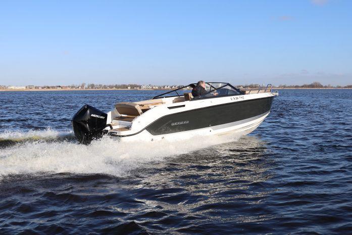Quicksilver 675 Cruiser met Mercury Verado 225 pk - KOMT BINNEN! 1