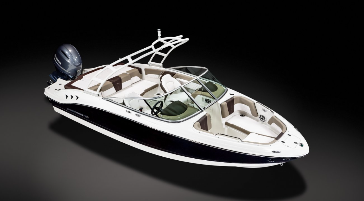 Chaparral 21 SSI Outboard 1