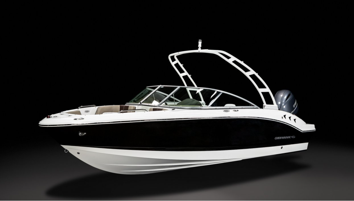 Chaparral 21 SSI Outboard 2